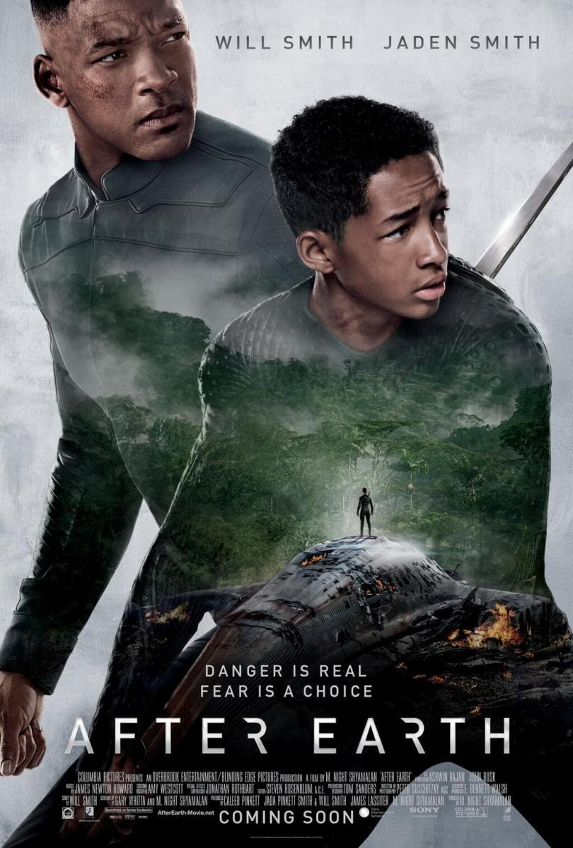 Descargar AFTER EARTH (2013) [BLURAY 720P X264 MKV][AC3 5.1 CASTELLANO]  torrent gratis